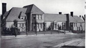 James Moffitt house