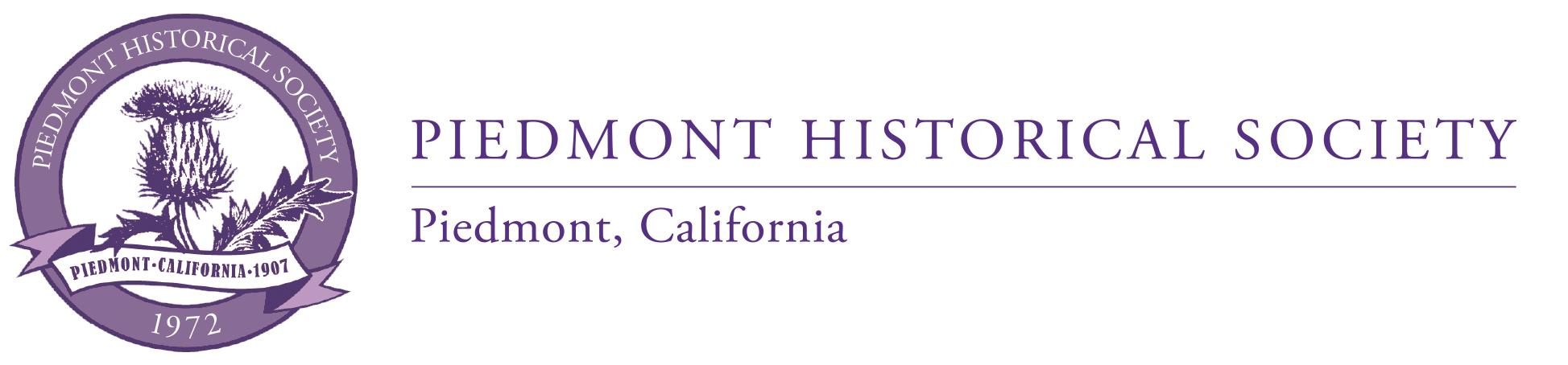 Piedmont Historical Society - Piedmont, California
